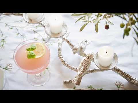 How to Entertain with a Theme Featuring Monique Lhuillier