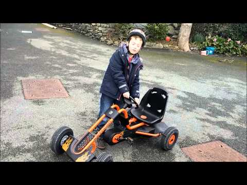 Kettler Indianapolis Air Go-Kart Review