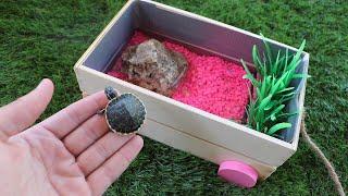 Build Baby TURTLE Dream Pond!! **$500 Challenge**