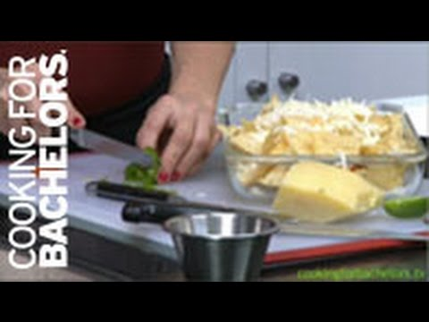 Nachos by Cooking for Bachelors® TV