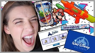 Reacting to 90s Commercials & Sounds