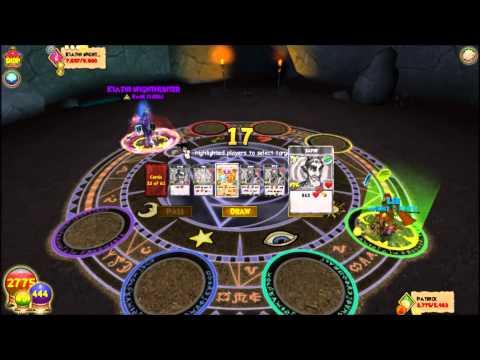 Wizard101 | Lv78 Fire Quest - Efreet Pet