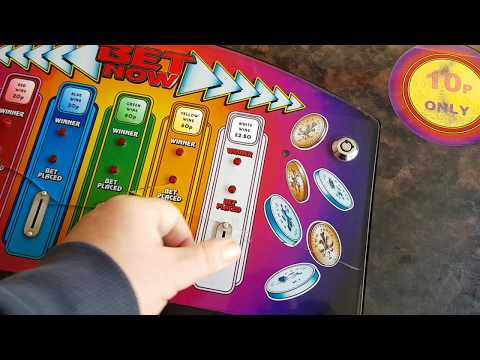 Whittakers 2000 Guineas Horse Racing Arcade Game