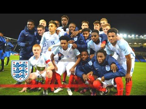 2016 International Trophy Winners - England U18 0-0 France | Goals & Highlights