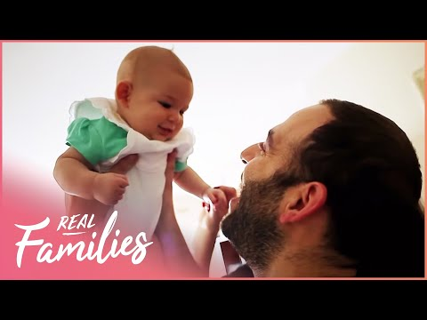Five Couples Experience The First Stages Of Parenthood | Nine Months Later | Series 1 Episode 1