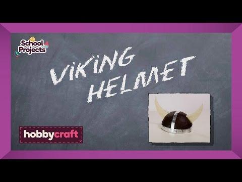How to Make a Viking Helmet | Hobbycraft