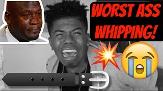 WORST ASS WHIPPING EVER!!! (HILARIOUS!) || STORYTIME