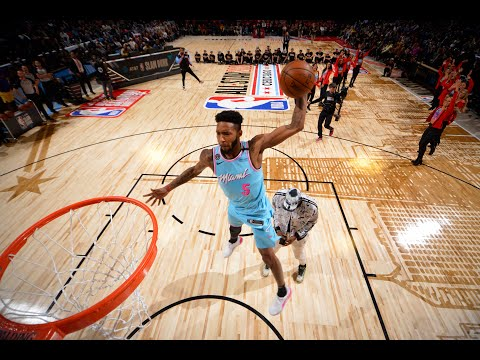 2020 NBA Dunk Contest Full Highlights