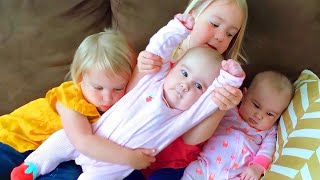 Funny Siblings Baby #5 - Funny Baby Video
