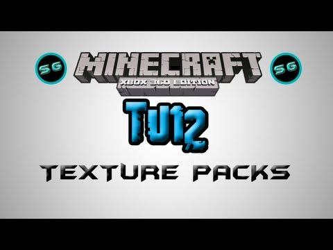 Minecraft XBOX 360 Edition - TU12 - Texture Packs
