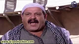 باب الحارة - خناقة أبو بشير وأبو غالب لأنو ما عم يفيقه عالسحور !