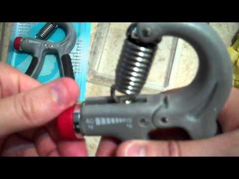 Xxx Mp4 Xett Multimedia Adjustable Hand Power Grip Exerciser UNBOXING 3gp Sex
