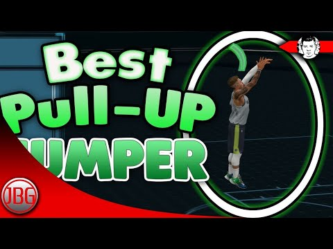 *MUST WATCH* THE BEST PULL-UP JUMPER FOR ALL ARCHETYPES! NBA 2K18 MyCareer Tips and Tricks