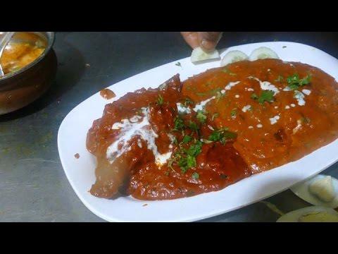 Chicken Kolhapuri | Spicy Chicken Gravy | NON VEG STREET FOOD street food