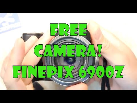 Fujifilm FinePix 6900Zoom