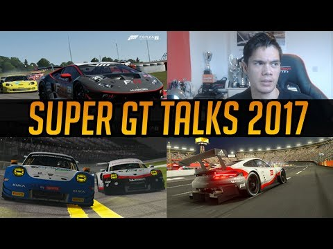 Super GT: 2017 Year in Review