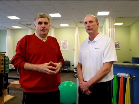 Golf Workout Tips: Balance and Proprioception