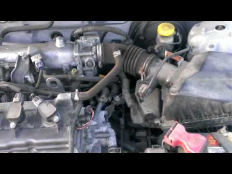 Removing engine carbon with water