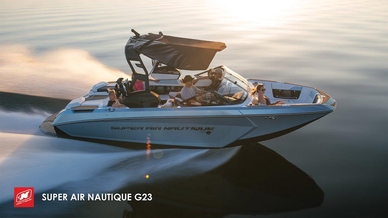 2020 Super Air Nautique G23