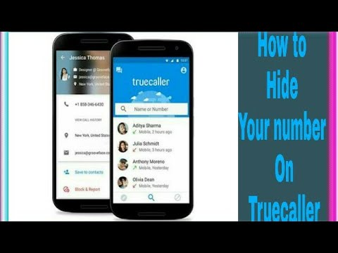 How to hide your phone number on truecaller