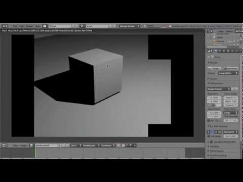 Tip: how to make your Blender Render look awesome:Ambient Occlusion