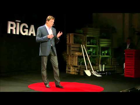 Why it's good to sell your company | Janis Bergs | TEDxRiga
