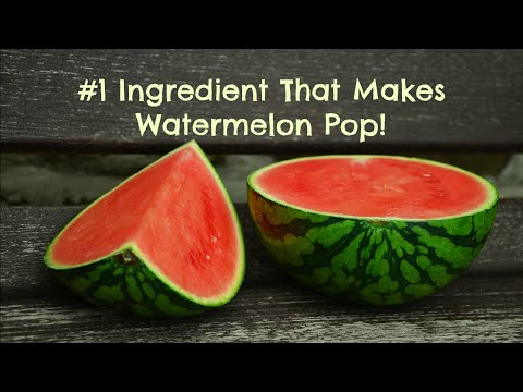This #1 ingredient will make your watermelon salad recipe pop!