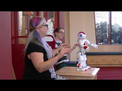 Robot Storytime   Twinkle Twinkle Little Star