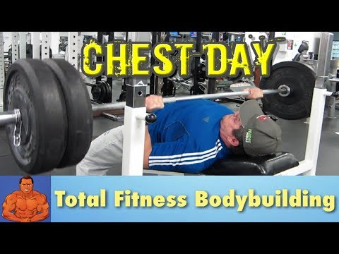 CHEST Training for Mass - Killer Workout for Bigger Pecs