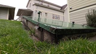 Video: Backyard Bunker