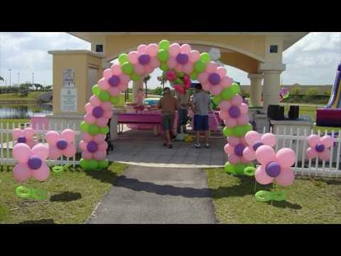 Make A Balloon Arch