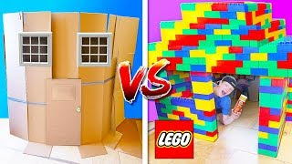 FIRST ONE TO BUILD A HOUSE WINS $10,000 CASH!