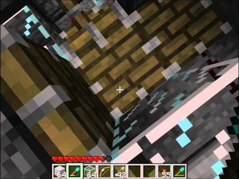 Minecraft Fast Piston Elevator [1.7.3]