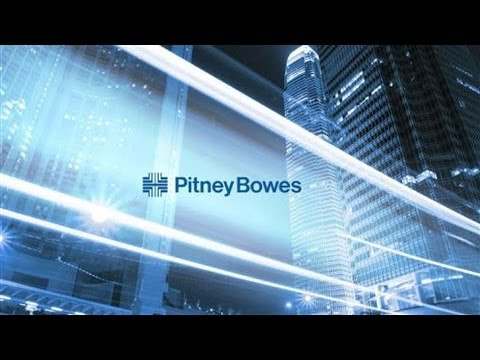 The Reinvention of Pitney Bowes