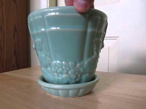 Vintage Flower Pot Made in U.S.A