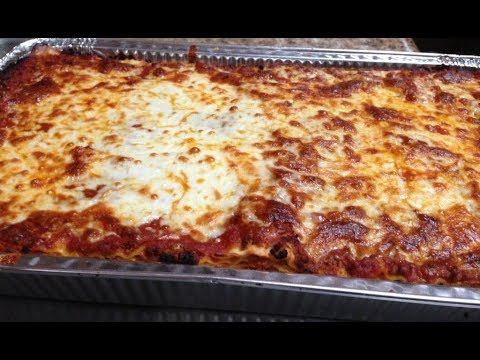 🥩MEATIEST CHEESIEST LASAGNA | ALL BEEF | Cooking w/ Ashley