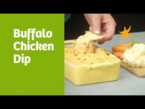DaVita Eats: Buffalo Chicken Dip