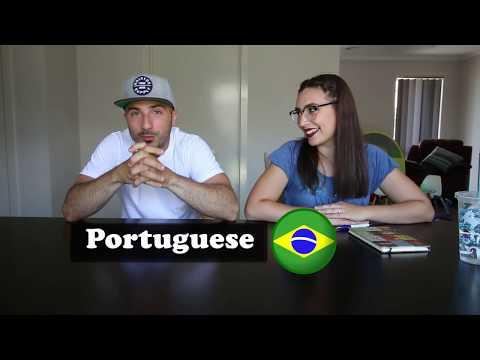 The Language Challenge   Testing Papi's Portuguese skills
