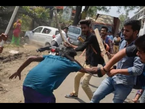 Xxx Mp4 Bharat Bandh Death Toll Rises To 9 As Dalit Protest Turns Violent 3gp Sex