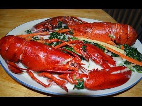 Ginataang Lobster or Alimasag Filipino Recipe Truly Lutong Pinoy | Free Filipino Recipes