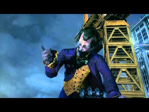 BATMAN™ ARKHAM KNIGHT: Joker pretending to be Man Bat...