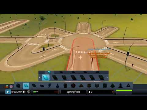 Cities: Skylines PS4 Edition - Road Types and Traffic Lights (Part 1)