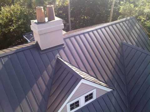 Metal Roofing Kiawah Island SC