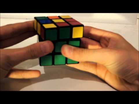 Comment faire le rubik's cube 3x3x3