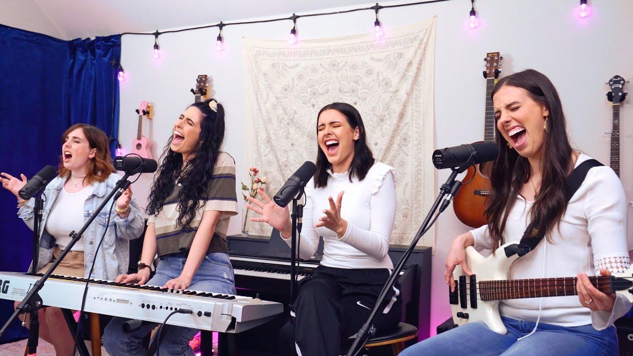 Sarah & John McMillan - King Of My Heart (Acoustic Worship Cover)