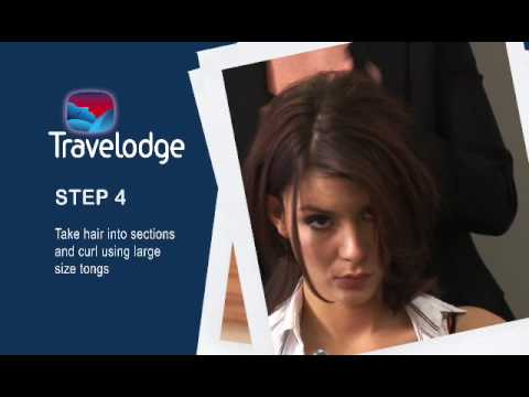 5 Steps 2 Cheryl Cole's Sexy Glam Hairstyle