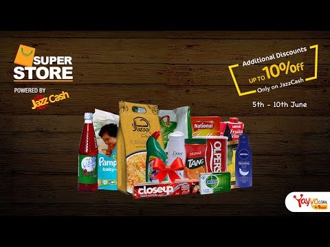Yayvo Superstore: Online Grocery Store in Pakistan - Yayvo.com