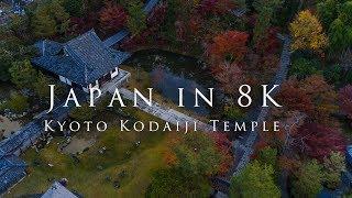 Japan in 8K- Kyoto Kodaiji Temple-