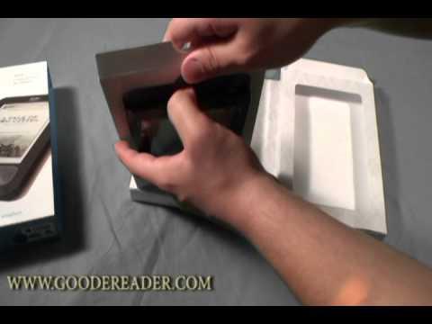 Unboxing the Kobo E-Reader