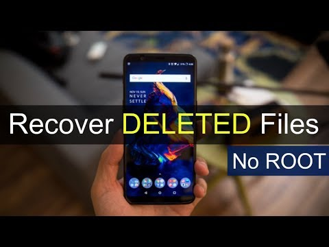 How To Recover Deleted Photos, Contacts, Messages, Videos and Files From ALL Phones without Root